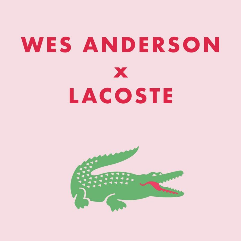 Lacoste Wes Anderson Collab Marketing Idea Jenny Tam Thai Cover